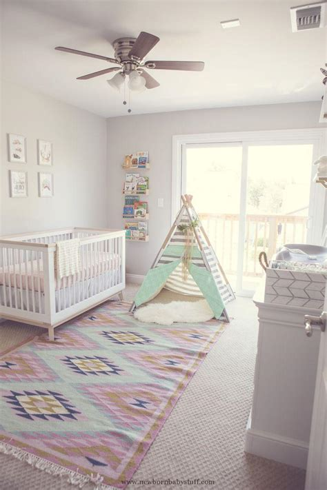 baby accessories project nursery boho nursery with southwestern rug and
