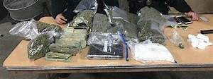 What A Haul  Detroit Police Confiscate Pounds Of Drugs And Lots Of Cash