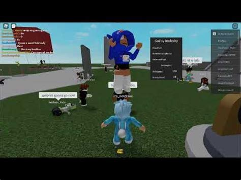 Pastebin is a website where you can store text online for a set period of time. MEGA PUSH! (ragdoll eng) ROBLOX SCRIPT!! - YouTube