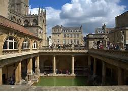Bath London Pictures by The Historical Roman Baths London England