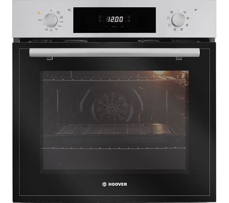 Buy HOOVER HSO8650X Electric Oven   Stainless Steel   Free