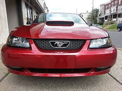 ford mustang  anniversary edition cars  sale