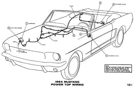 1964 Ford Mustang Wiring Diagram by 1964 Mustang Wiring Diagrams Average Joe Restoration