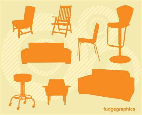 interior design furniture vectors