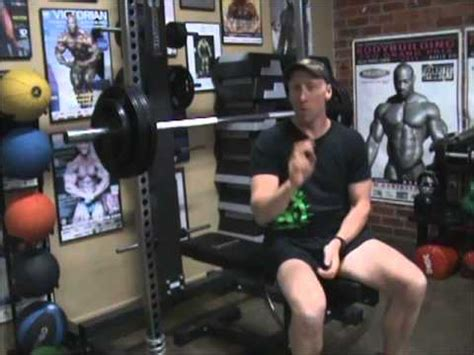 How Much Could Bruce Bench by Ironmaster Im2000 Grip Bench Press