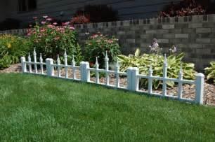 decorative garden fencing home design ideas