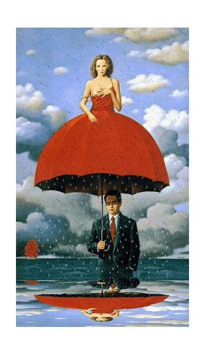 Magritte Surrealism Surreal Dali Salvador Olbinski Rafal