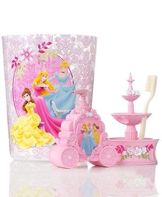 disney bath accessories disney princesses collection bathroom accessories bed bath macys