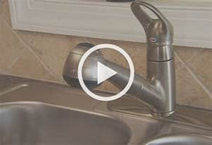 how to install moen kitchen faucet how to install a single handle kitchen faucet at the home