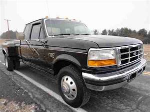 Sell Used 1996 F350 Ext Cab Xlt Diesel 7 3 Turbo Dually Black Southern Truck 3900 00 In