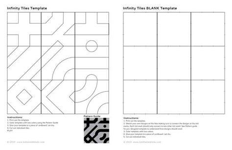 Algebra Tiles Color Template by Math Idea Infinity Tiles Babble Dabble Do