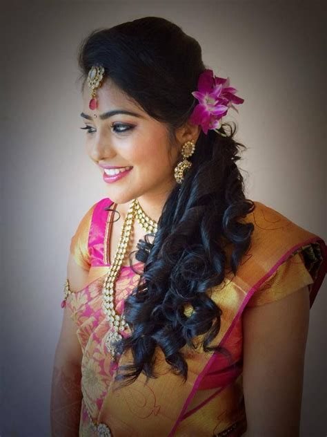 short hairstyles  indian wedding party hair