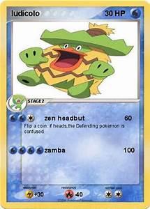 Pokémon ludicolo 18 18 - zen headbut - My Pokemon Card