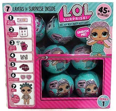lot   lol surprise lil outrageous littles series  wave