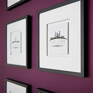 Bild Mit Bilderrahmen Bestellen : wissenswertes zum passepartout ~ Indierocktalk.com Haus und Dekorationen
