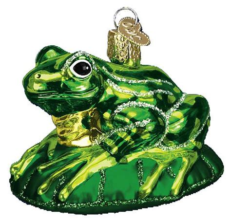 tree frog frog ornaments pinterest