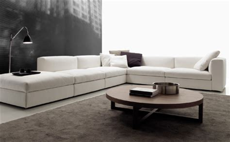 canape minotti mobilier contemporain objets design