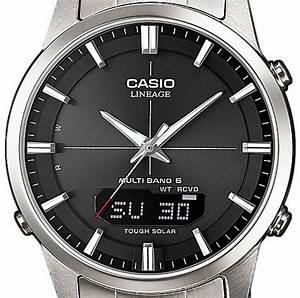 Radio Controlled Uhr Bedienungsanleitung : casio funkuhr funk solar uhr herrenarmbanduhr lcw m170d 1aer ~ Watch28wear.com Haus und Dekorationen