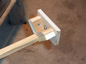 Lathe Tool Sharpening Jig Badger Woodworks