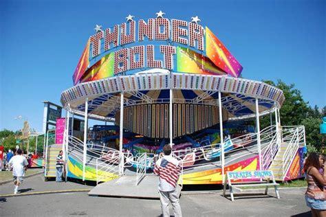 Carnival Amusement Park Ride