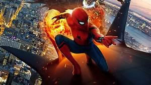 Spider Man Homecoming 4K HD Wallpapers