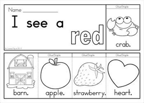 20 best worksheets images on free printable 639 | b7a82d68ed48c857592020e276244dbf preschool learning colors color word activities
