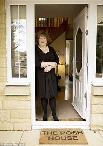 Susan Boyle opens the doors to her £300k 'posh house' that ...