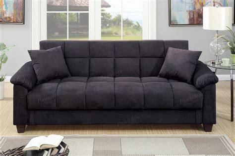 Black Fabric Sofa Bed Beautiful Black Fabric Sofa Living