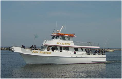 Party Boat Fishing Gear by Party Boat Fishing Party Boat Sea Hunter In Atlantic
