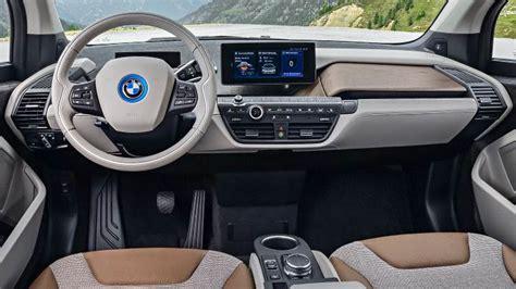 mini jeep dimensions bmw i3 2018 coffre et intérieur