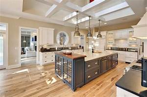 photos proof your kitchen countertops don39t have to match With what kind of paint to use on kitchen cabinets for large nautical wall art