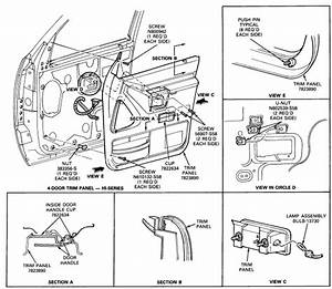 2002 Ford Explorer Door Lock Diagram  2006 Fiesta