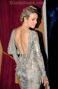 "Rachel McAdams Phenomenal in Silver Gown at ""Sherlock ..."