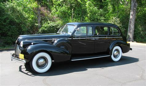 1939 Buick Series 90 Limited Is A Rare Model Classic