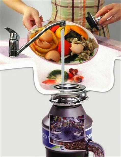 kitchen sink vs food batch vs continuous feed which is best garbage disposal 8512