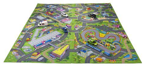 tappeto gioco per bambini tappeto gioco per bambini strade e citt 224 140 x 160 cm 5