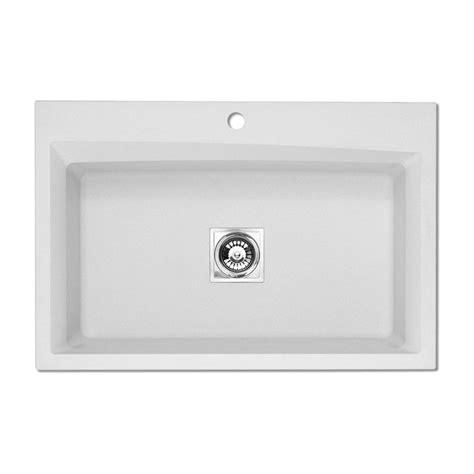 Pegasus Kitchen Sinks Undermount by Pegasus Wc10wh Single Basin Drop In Undermount Kitchen