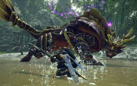 Capcom has announced two new 'Monster Hunter' games