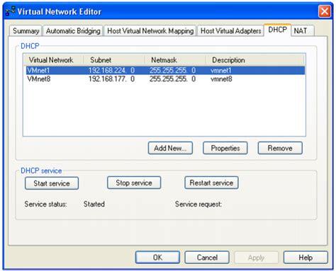 selecting ip addresses   host  network  nat