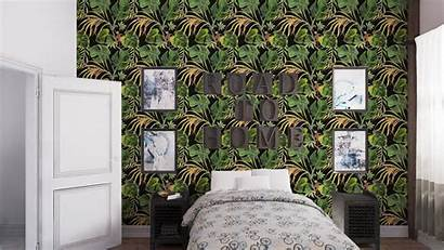 Clarke Business Monkey Colony Wallpapers
