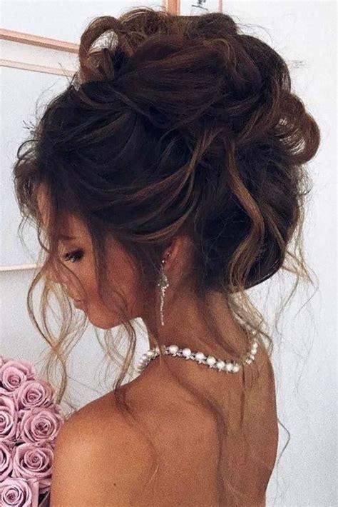 messy bun el peinado perfecto  el  de tu boda