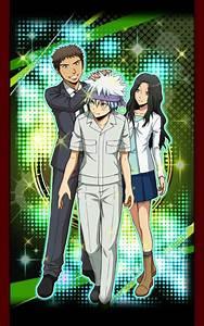 Assassination Classroom | Ansatsu Kyoushitsu | Game Cards ...