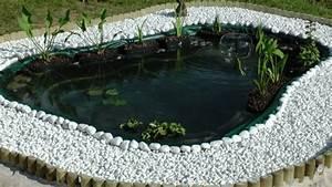 Bassin Exterieur Preforme : bassin poisson jardin pr form bassin de jardin ~ Premium-room.com Idées de Décoration