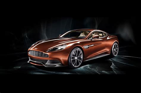 Aston Martin Vanquish Picture by Aston Martin Vanquish For Sale