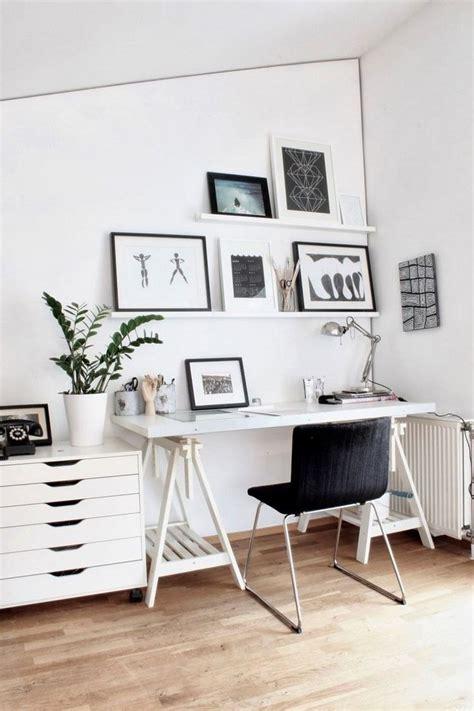 bureau blanc les 25 meilleures idées de la catégorie bureau blanc sur