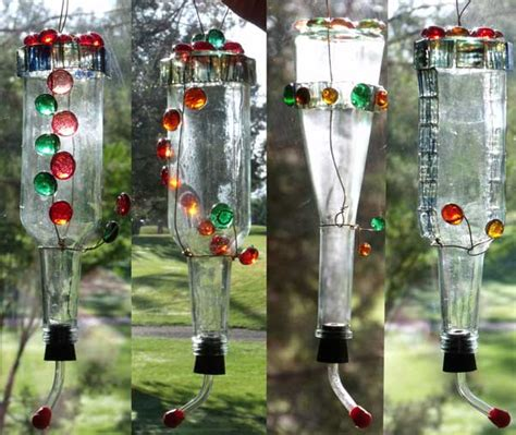 how to make a hummingbird feeder think crafts by