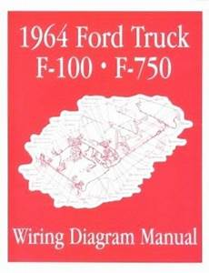 1959 Ford F250 Wiring Diagram