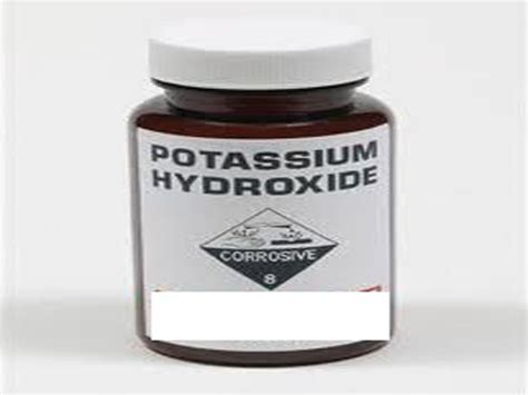 potassium hydroxide potassium hydroxide caustic potash industrial potassium hydroxide manufacturers in dubai