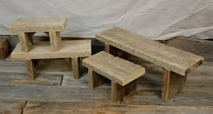 Recycled Wood Bench by Reclaimed Wood Benches Furniture To Make Pinterest