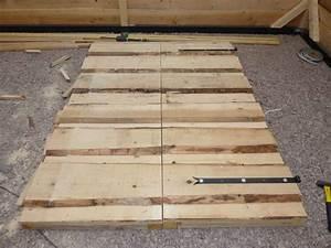 fabriquer une porte With realiser une porte en bois